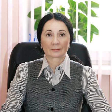 Любченко Ольга Андреевна