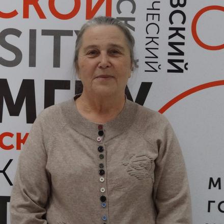 Пиче-оол Татьяна Семеновна