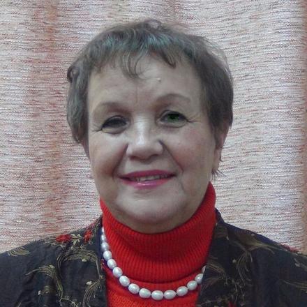 Майнашева Галина Макаровна МГПУ
