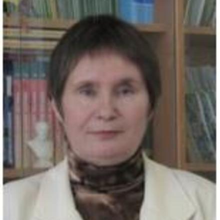 Криворотова Эльвира Владимировна