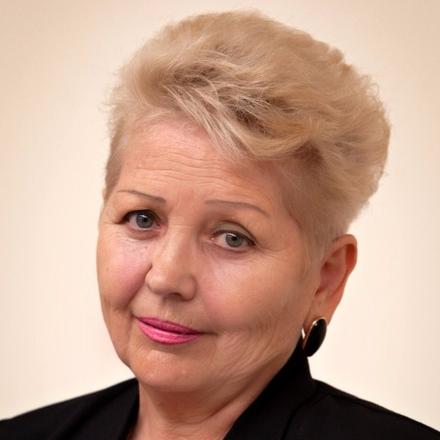 Сергеева Валентина Павловна