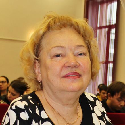 Шилова Тамара Алексеевна