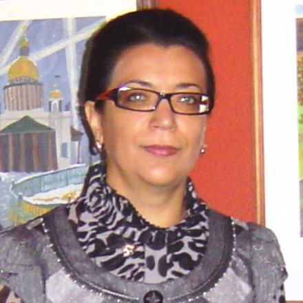 Никитина Элеонора Константиновна