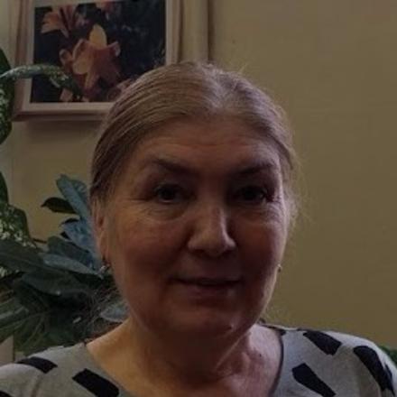 Башанаева Гулизар Гаджиевна