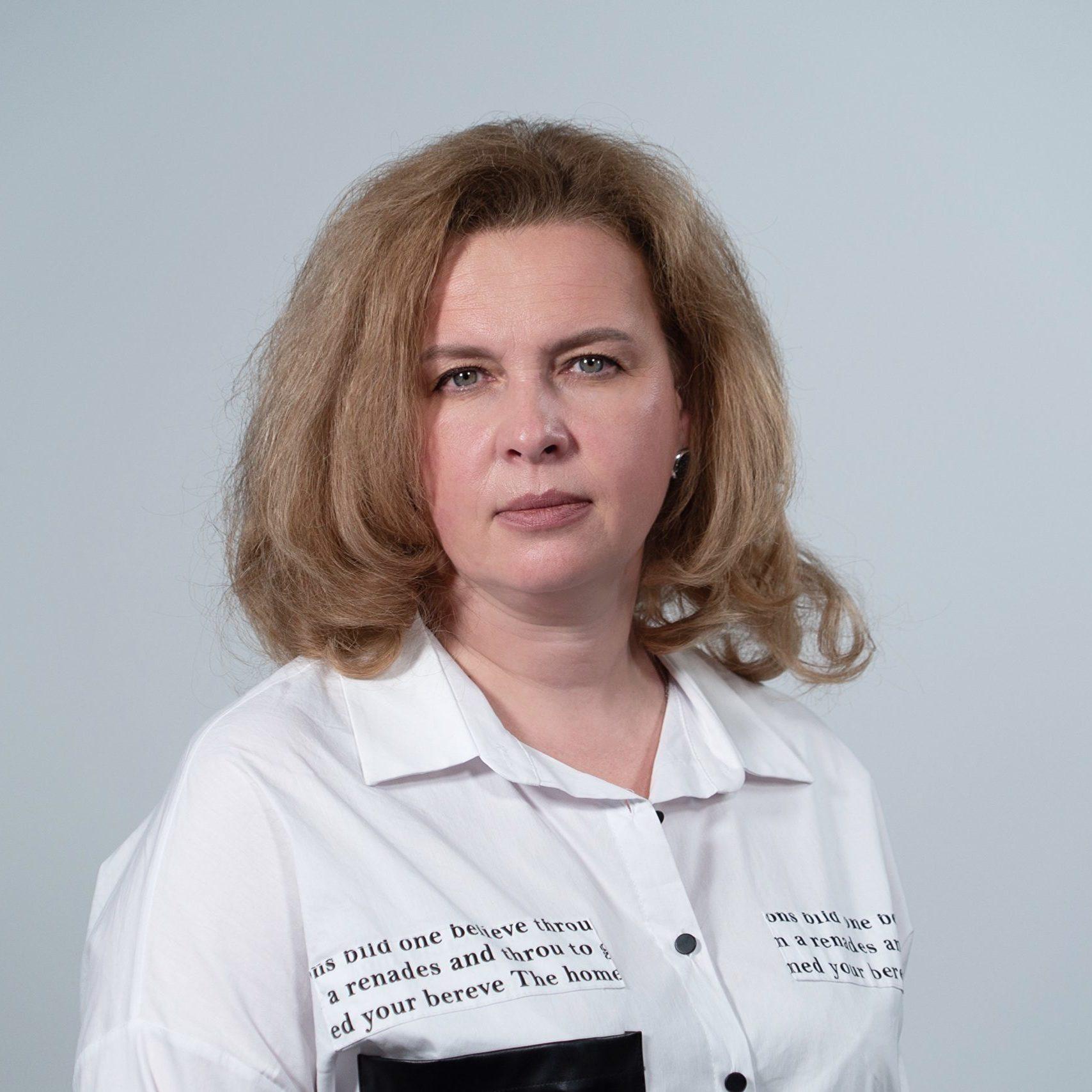 Устюгова Ольга Борисовна