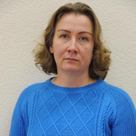 Воробьёва Наталья Александровна