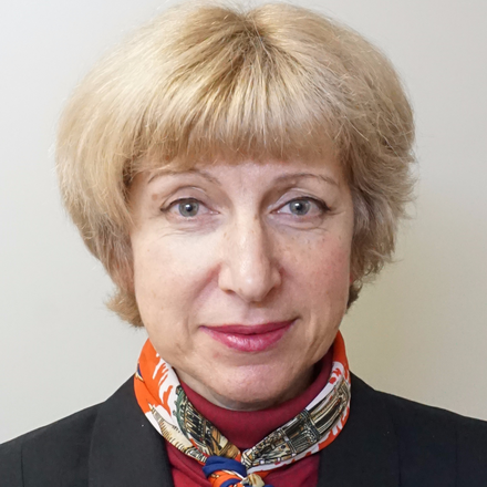 Юзбашева Елена Михайловна