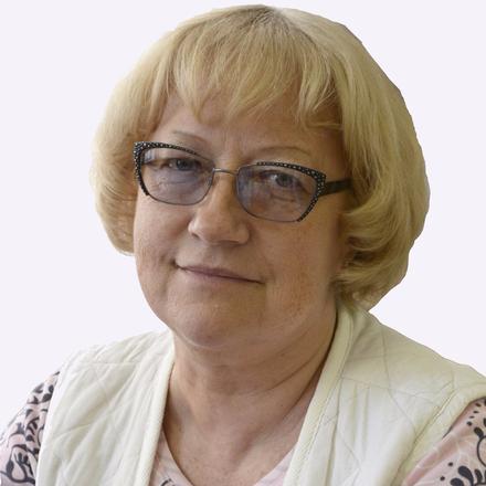 Жарковская Ольга Николаевна