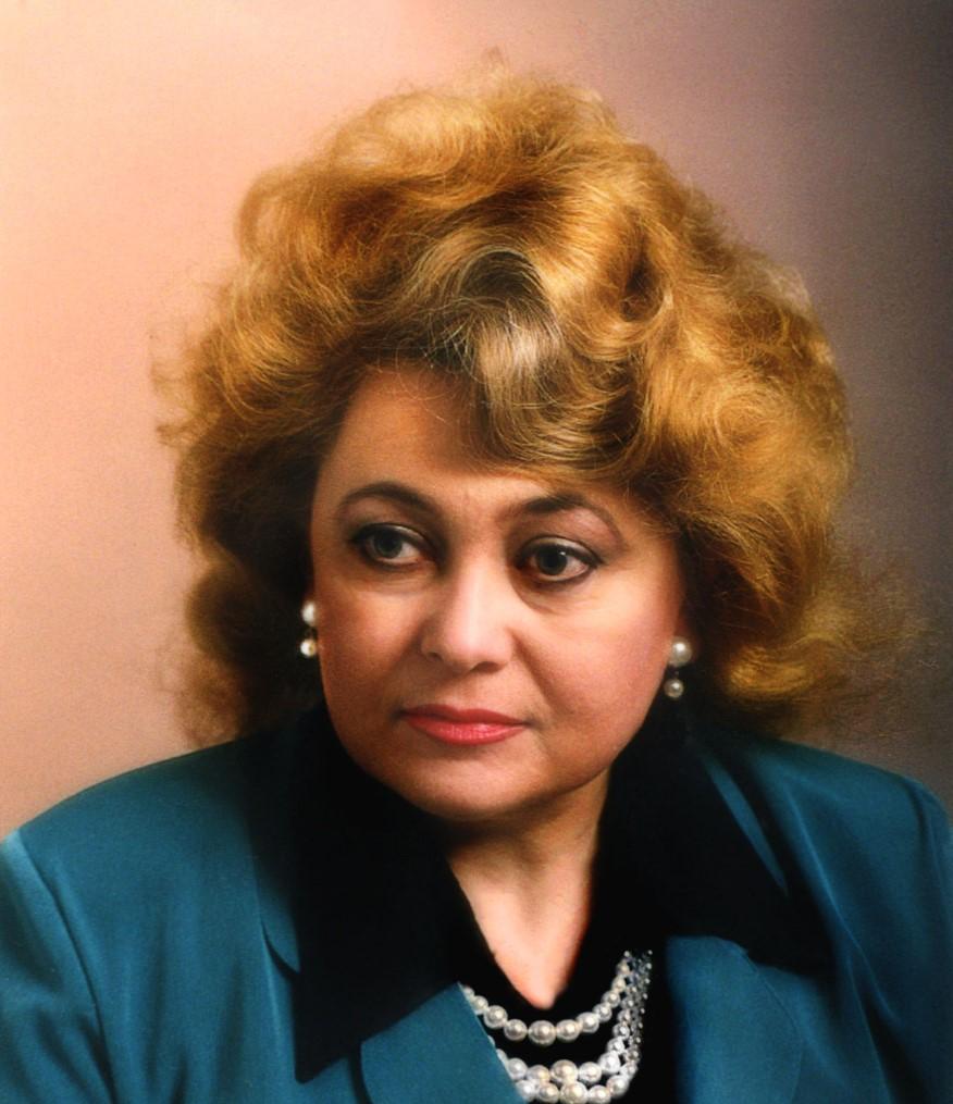 Опарина Нина Александровна