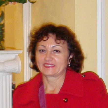 Ганьшина Галина Васильевна