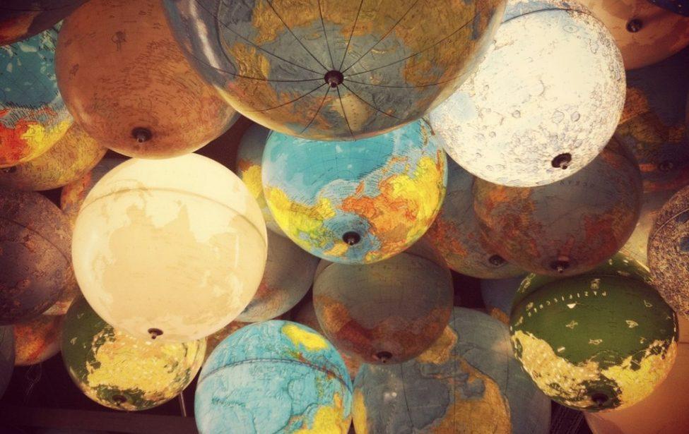 Креативная география. Креативное образование