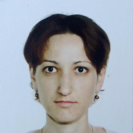 Чибискова Оксана Владимировна