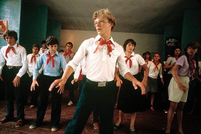 Первая любовь советских подростков
