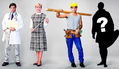 Роль темперамента ввыборе профессии