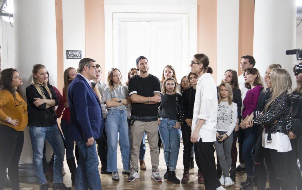 Рэп–баттл между знатоком Максимом Поташевым и студентом из Рязани
