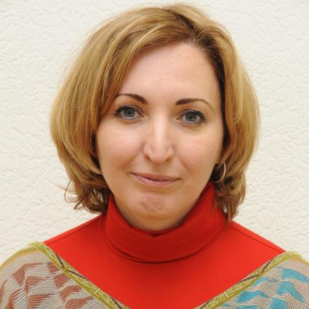 Алёшина Ольга Викторовна