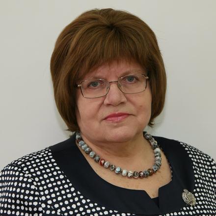 Блинкова Нина Александровна