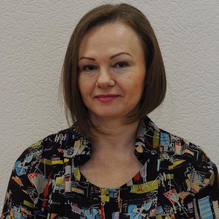 Миллер Оксана Владимировна