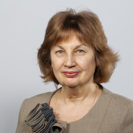 Новикова Зинаида Николаевна
