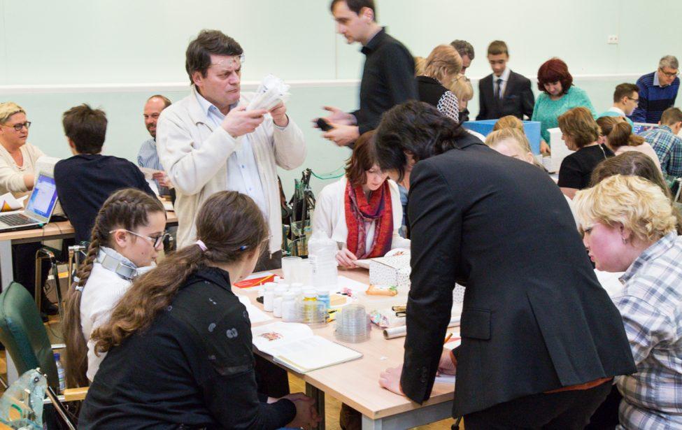 Проектировочный семинар «Школьная STA-студия: новые подходы квоспитанию технопредпринимателя»
