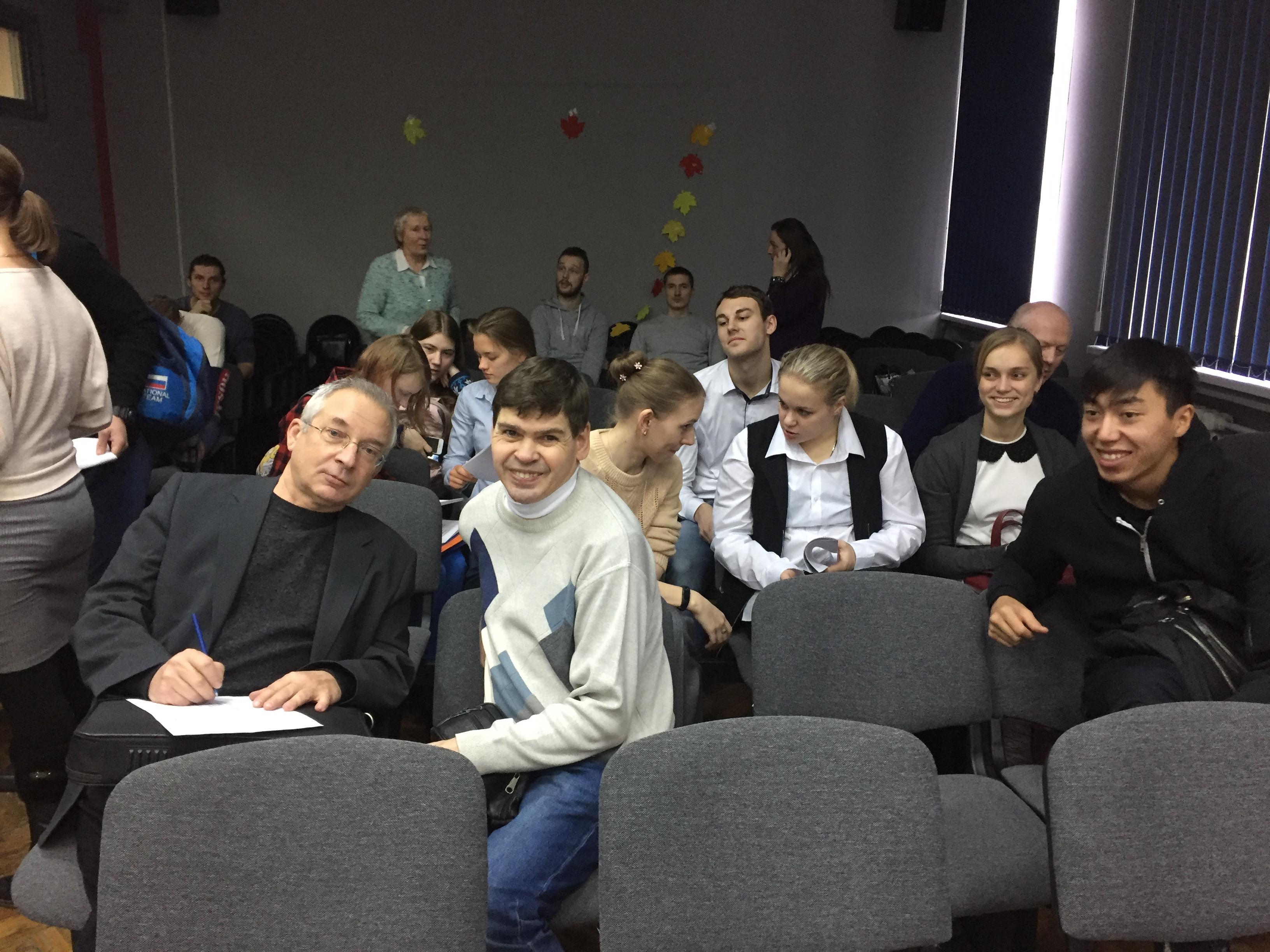 Научная конференция ПИФКиС «Шаг в науку»