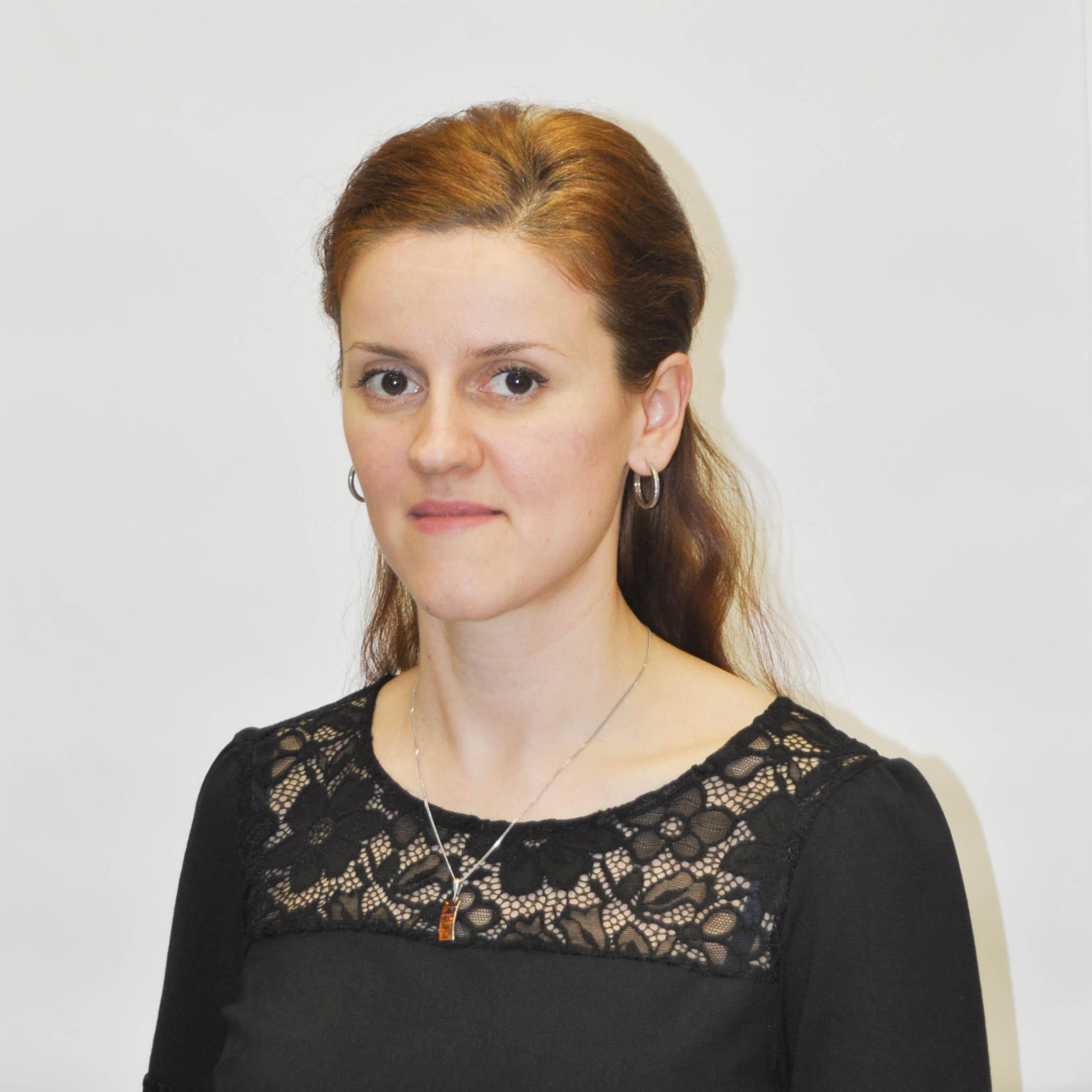 Тарасова Екатерина Васильевна