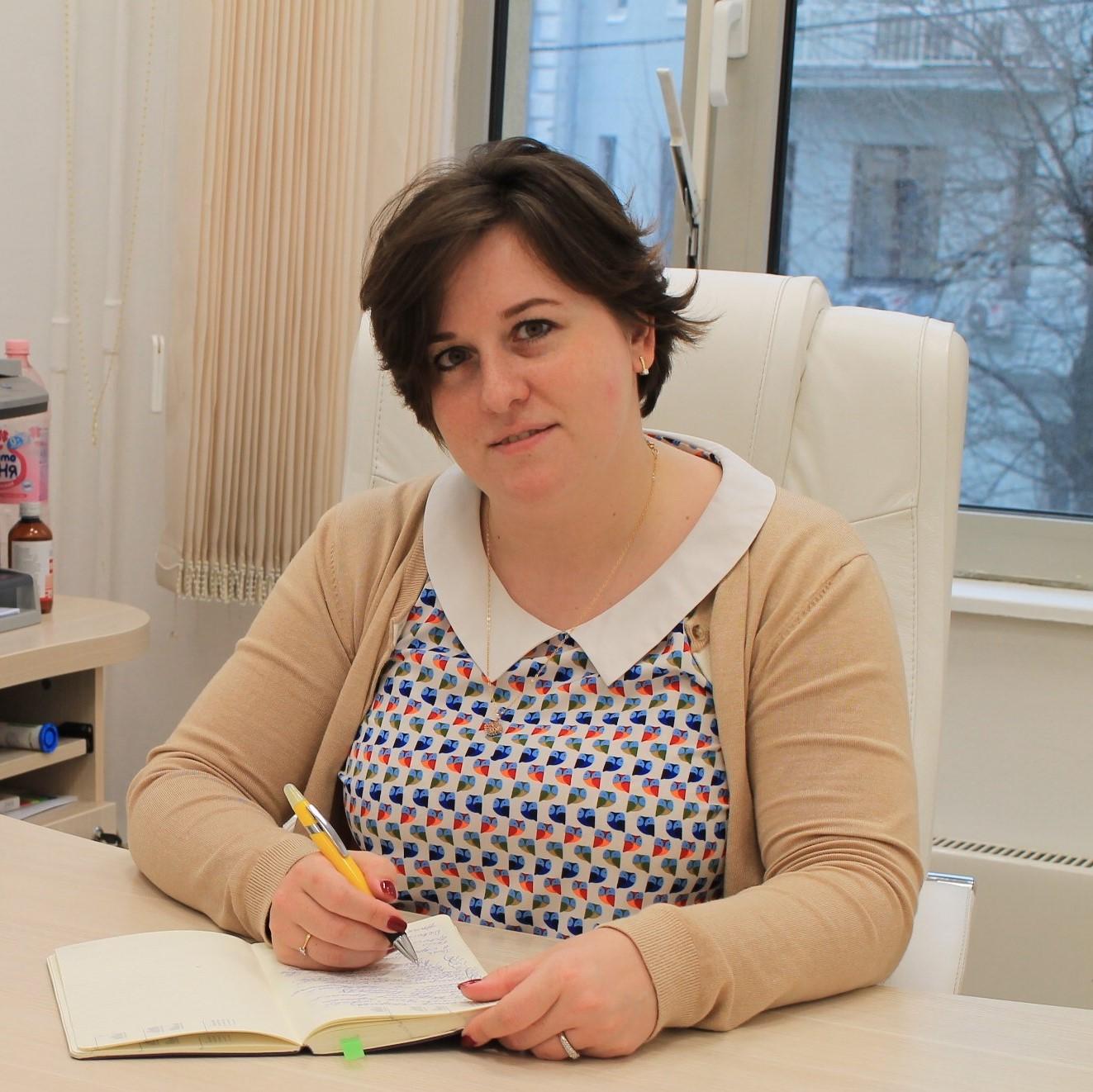 Миляева Дарья Александровна