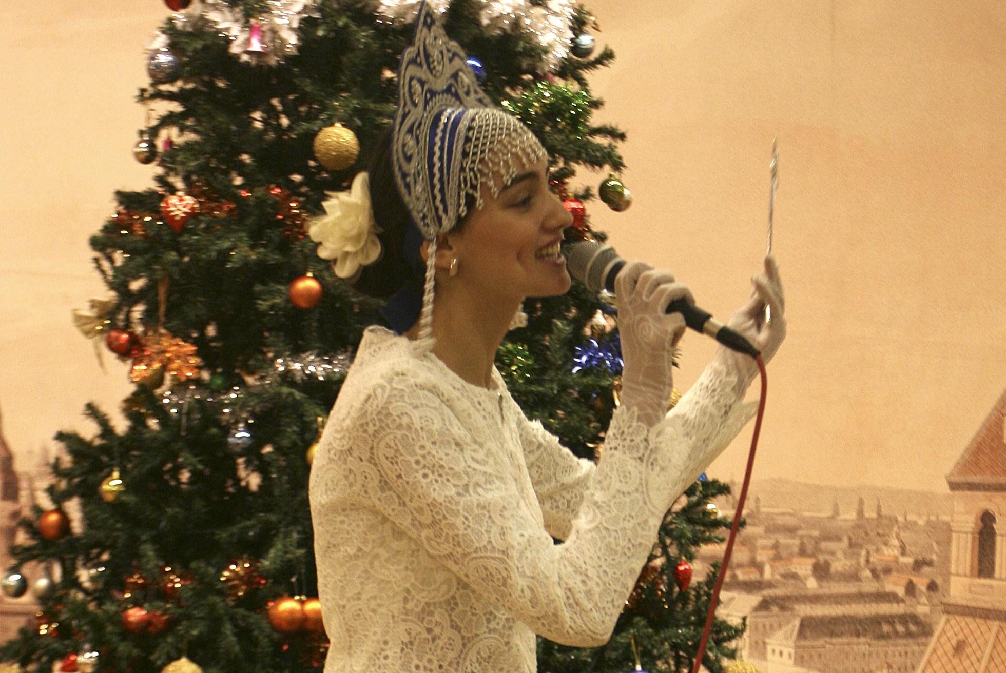 Новогодние мастер-классы вГалерее Ильи Глазунова