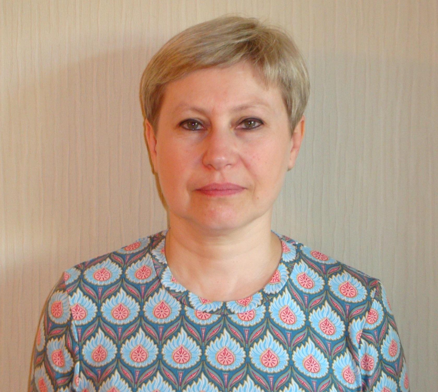 Масюто Алла Григорьевна