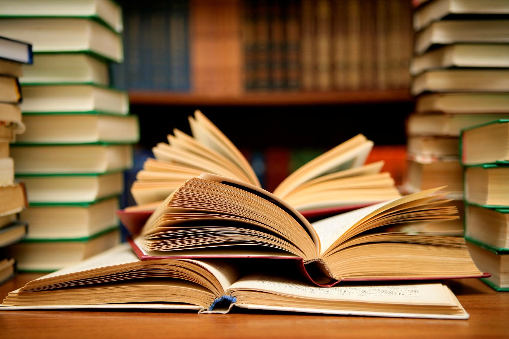 Книги на иностранных языках в фонде ИРЦ