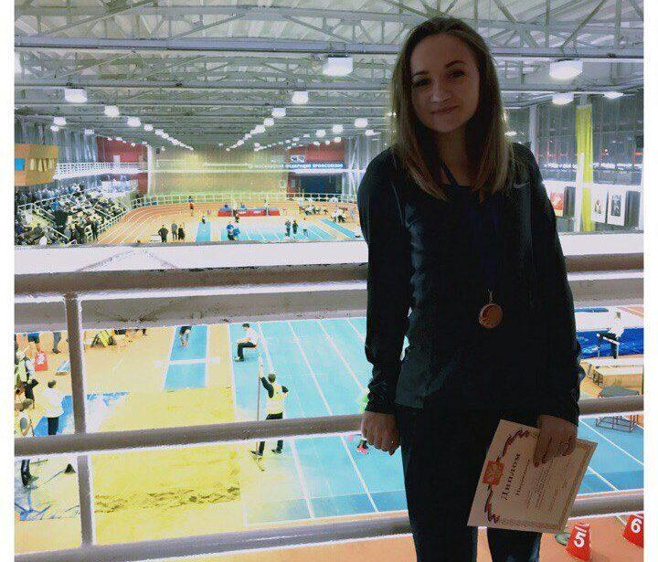 Студентка ПИФКиС завоевала бронзу Кубка Москвы