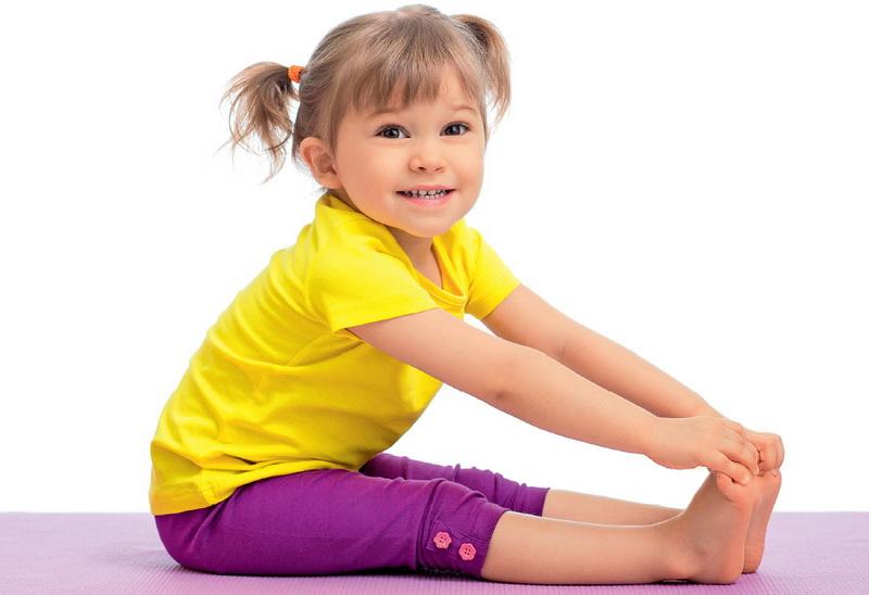 Укрепление здоровья дошкольников средствами физической культуры