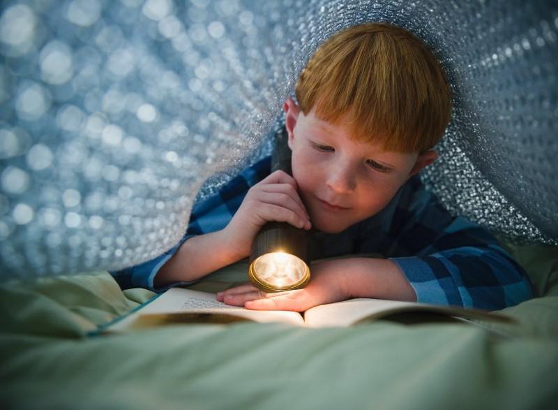 Как воодушевить детей и подростков читать