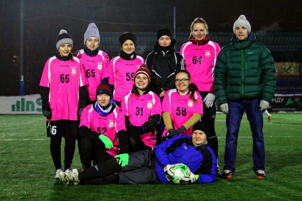 Две красивые победы сборной МГПУ по мини-футболу