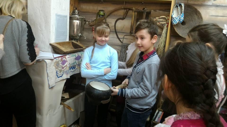 Музейная Масленица для детей
