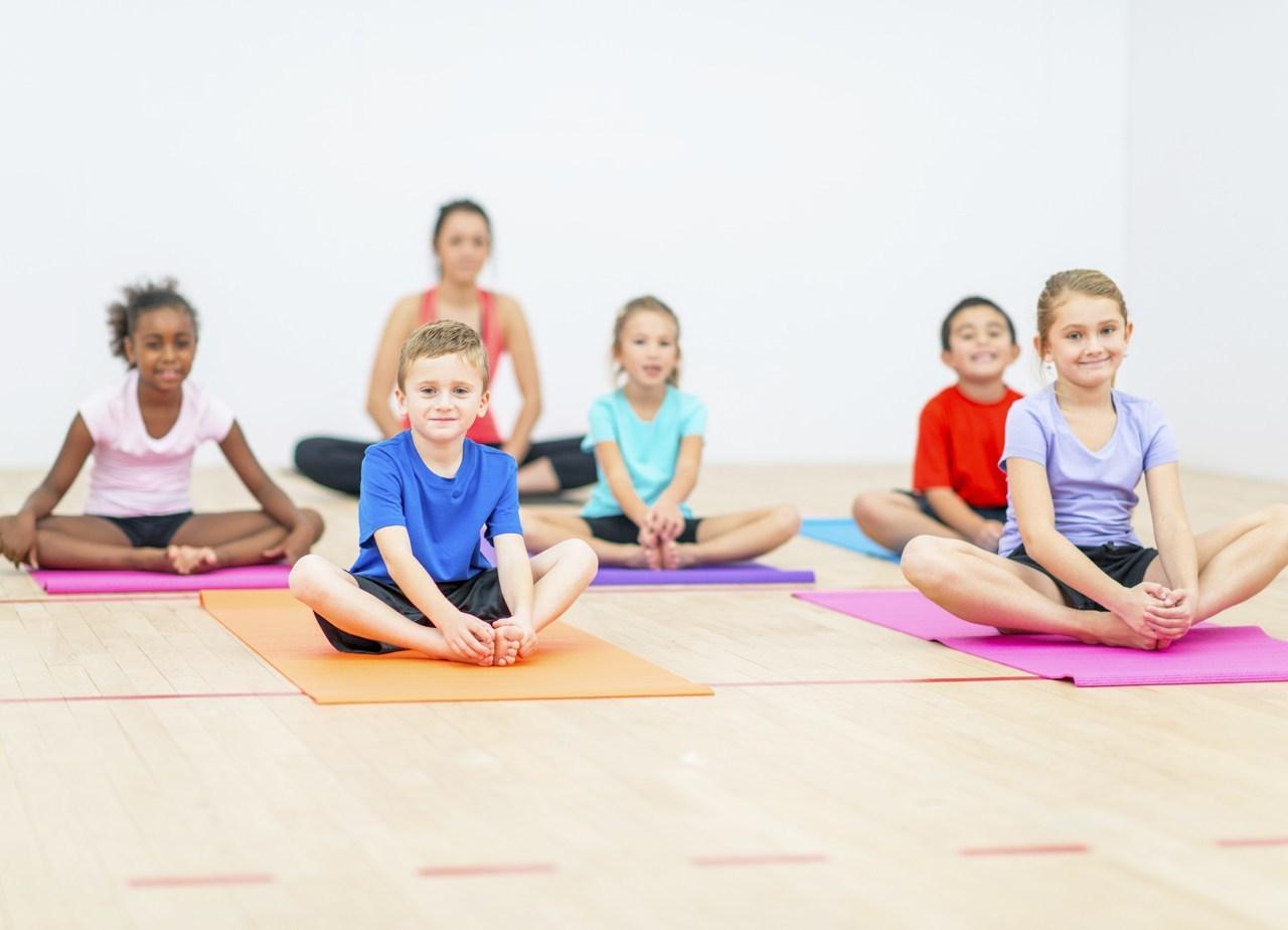 IVгородской Фитнес-фестиваль «Солнечный зайчик» среди детей дошкольного возраста