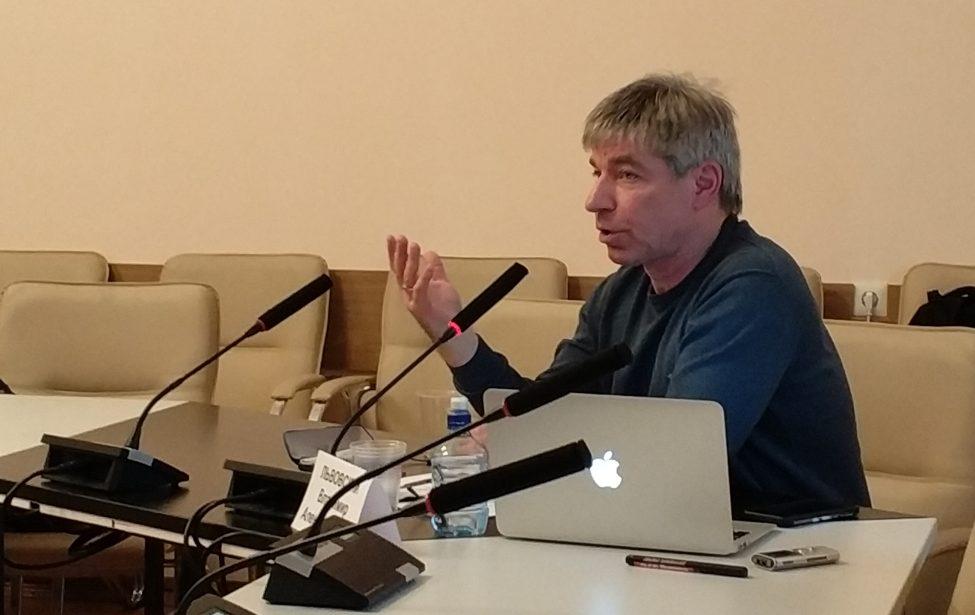 Новое обсуждение врамках постоянно действующего семинара МГПУ: учебное моделирование