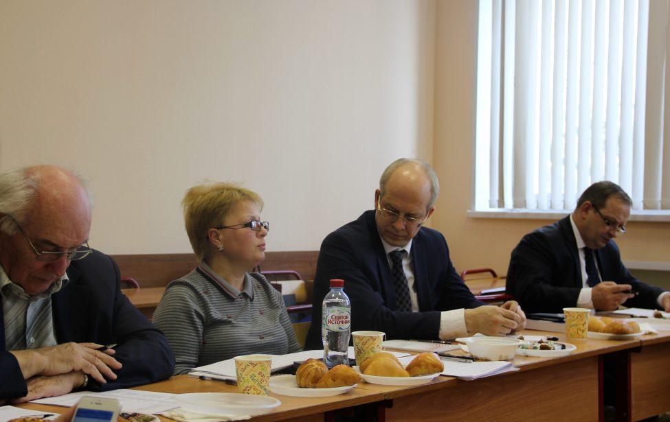 Итоговое заседание объединенного жюри