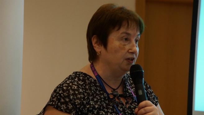 Соловьева Ирина Леонидовна