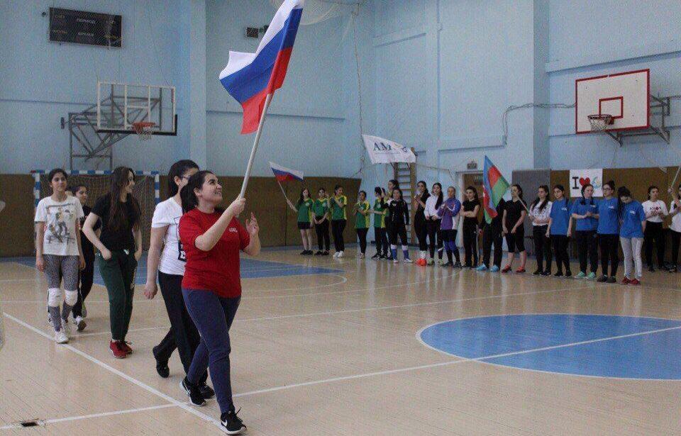 Женский турнир поволейболу вИМИиЕН