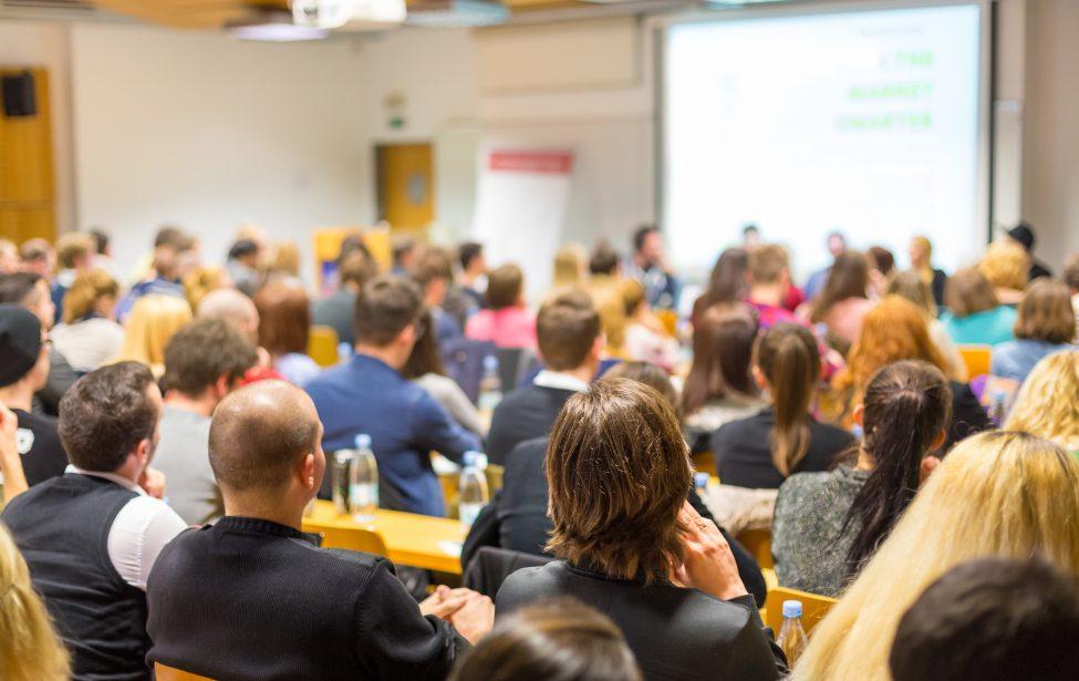 Выступление намеждународной научной конференции