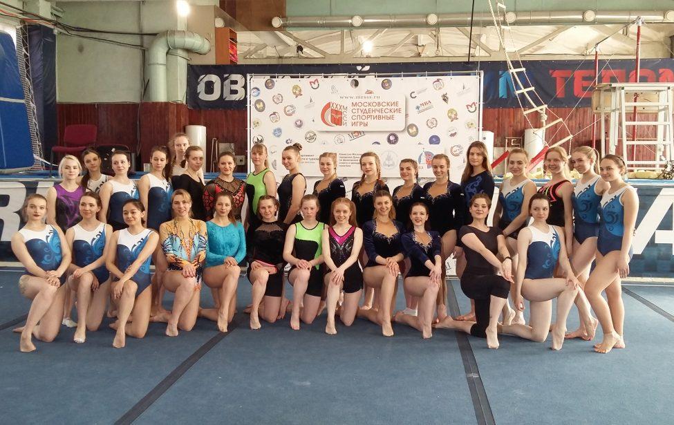 Спортивное обозрение Московского городского
