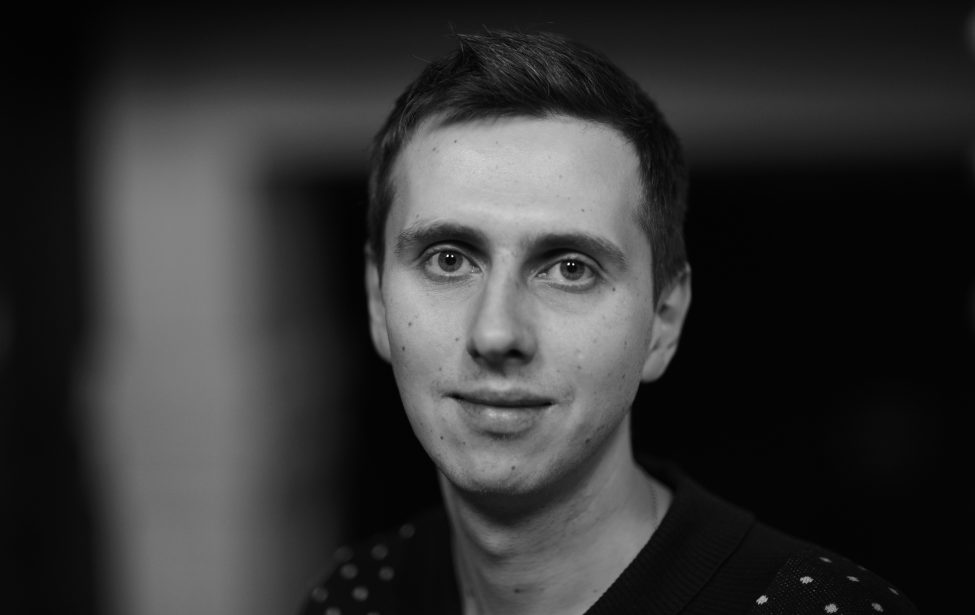 Тарас Белоусов— мастер курса нового набора 2017/2018