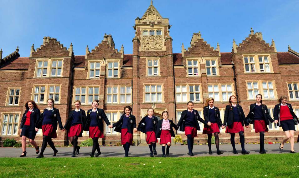 Инклюзивная школа в Англии