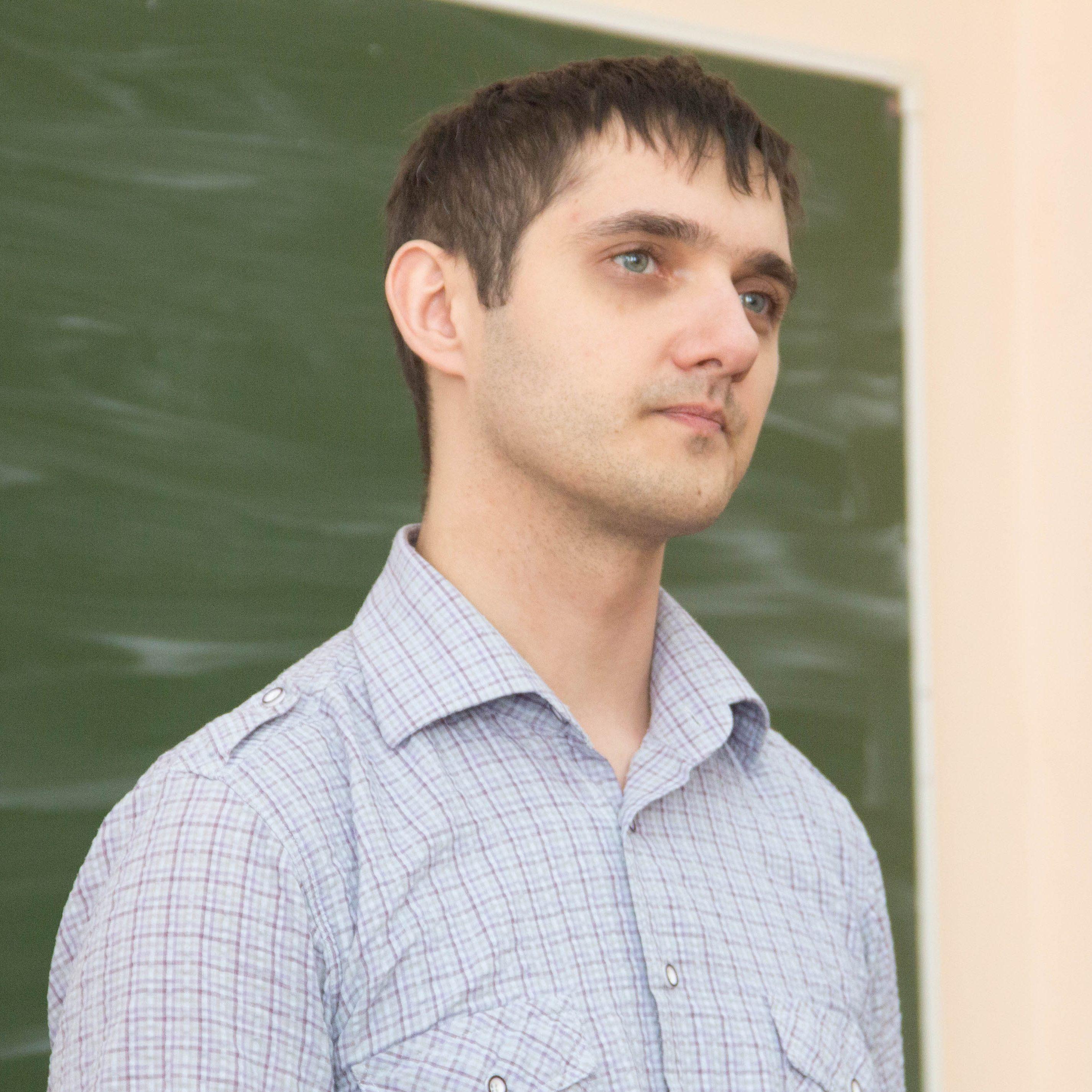Радчиков Олег Игоревич