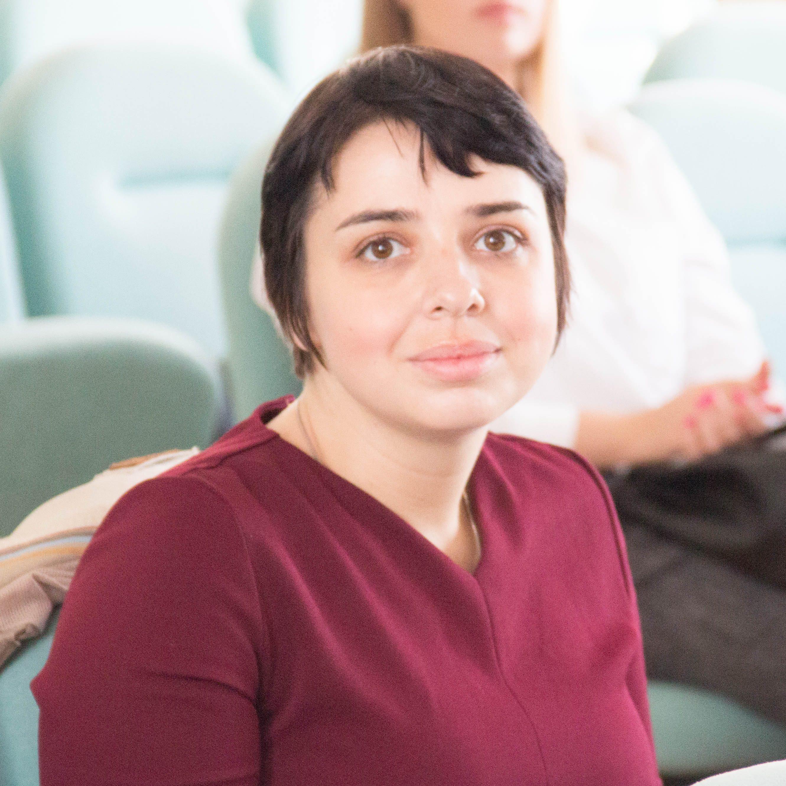 Шаповалова Марина Сергеевна