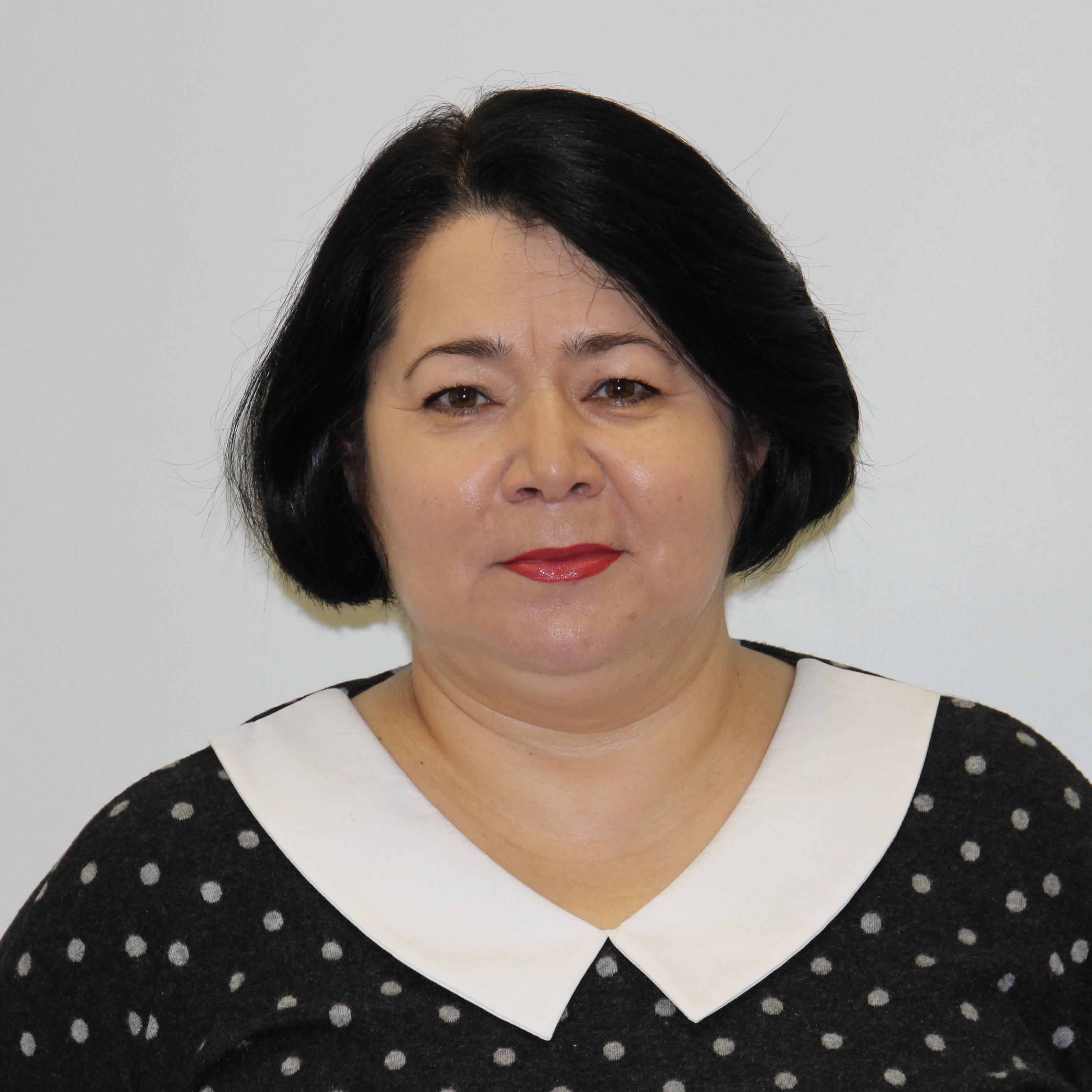 Стрикун Наталья Геннадьевна