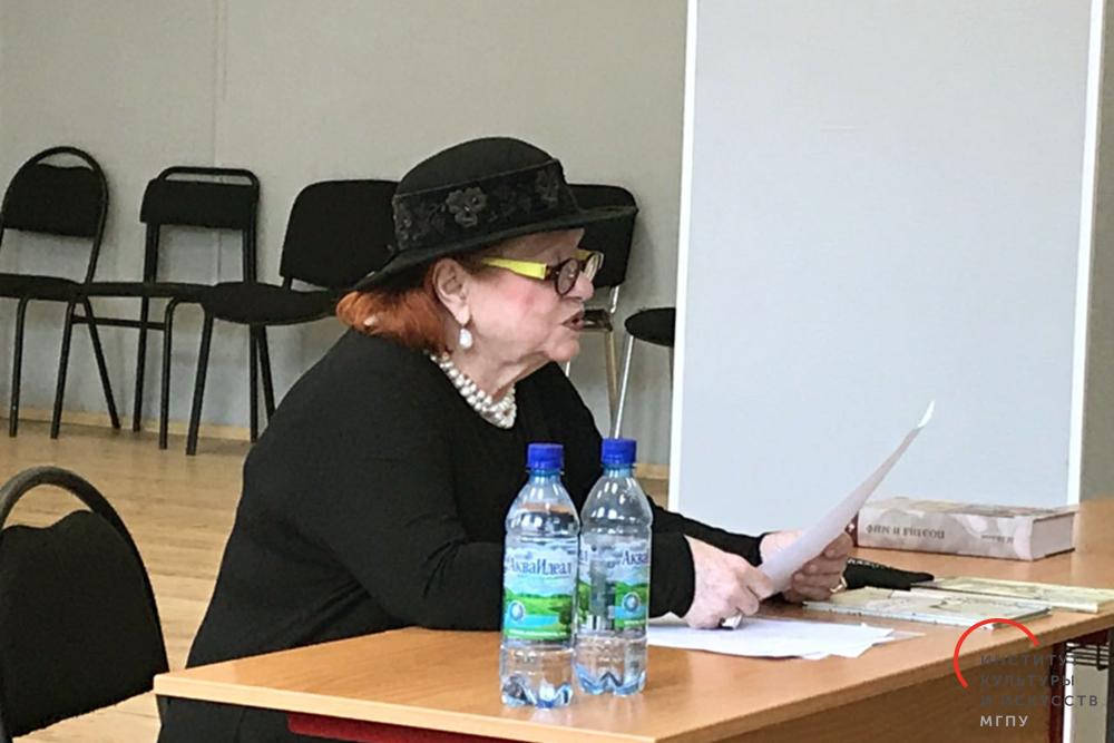 Эвелина Шац— между Миланом иМосквой