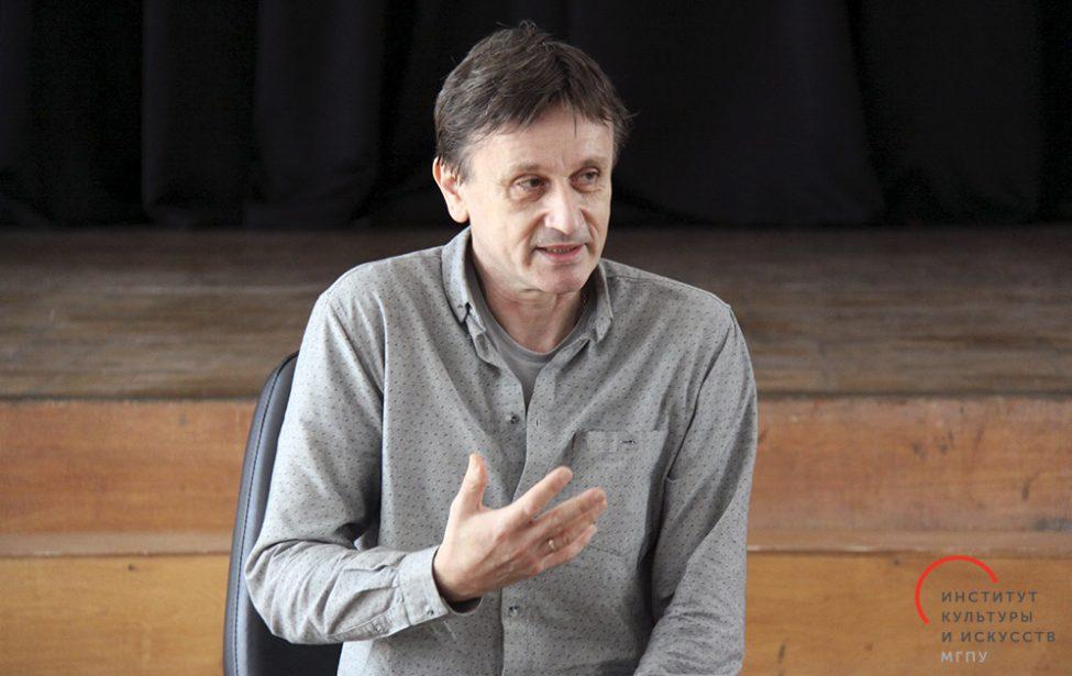#КлассИКИ: Александр Огарёв иметод игрового театра