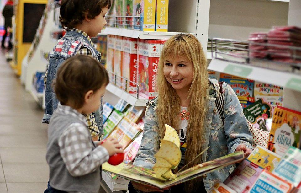 ВМГПУ выяснили, какие библиотеки нравятся московским родителям